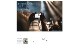Soziale Netzwerke 2018 -