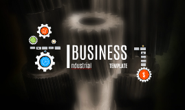 Industrial business - Prezi template
