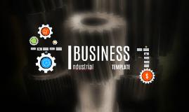 Industrial business - Prezi template