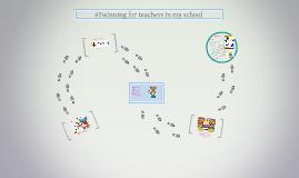 eTwinning for teachers in my school