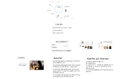 Définir les fonctionnalités d'une application