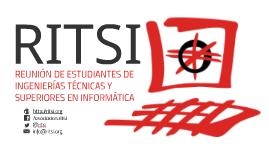 Presentación RITSI 2014/2015