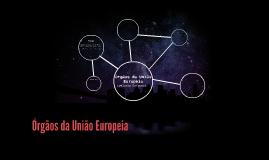 Órgãos da União Europeia