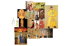 Tang and Song Dynasty Clothing