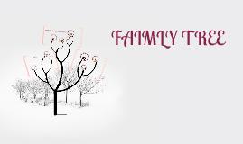 FAIMLY TREE
