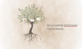 Teoría de la recepción. Intertextualidad y literatura compar