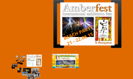AMBERFEST 2015 for RUSSIAN EVENT AWARD 2015