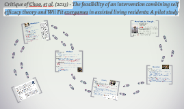 Critique: The feasibility of an intervention combining self