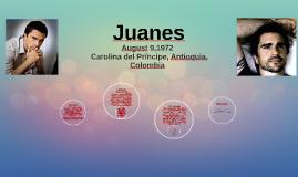 Biography of Juanes