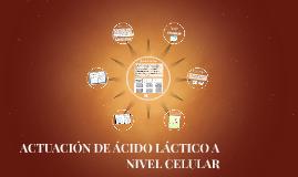 Copy of Ácido Láctico