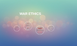 WAR ETHICTS