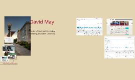 David May - DU Interview