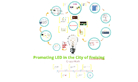 Copy of Promoting LED lights in Freising