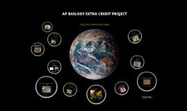 Copy of AP Biology Project