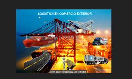 LOGISTICA COMERCIO EXTERIOR