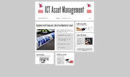 ICT Asset Management