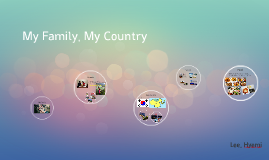 My Family, My Country