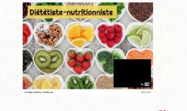 Dietetiste-nutritionniste
