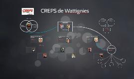 Copy of Organigramme CREPS de Wattignies - Novembre 2014