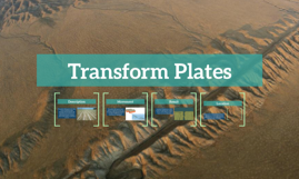 Transformation Plates