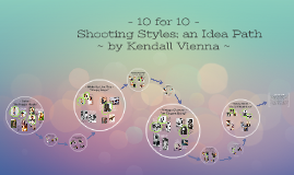 Shoot Styles ~ 10 for 10 ~ an Idea Path