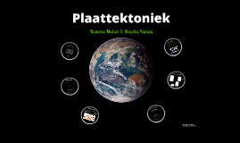 Copy of Plaattektoniek