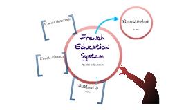 Fench Education System