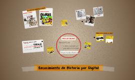 Recocimiento de Historia por Digital