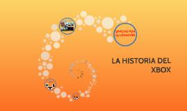 LA HISTORIA DEL XBOX