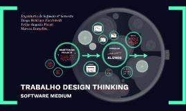 Trabalho Design Thinking