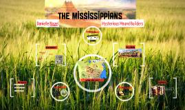 The mississipians