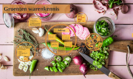 groente warenkennis