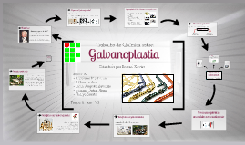 Copy of Galvanoplastia