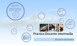 Reunión Práctica Docente Intermedia