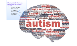 When you think of someone with autism, what do you expect?