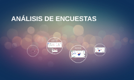 ANÁLISIS DE ENCUESTA