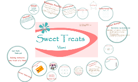 Sweet Treats - Capstone Project