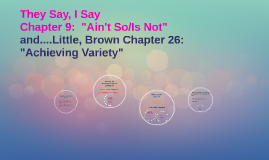 They Say, I Say Chapter 9/LB 26