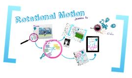 Rotational Motion - Sport Assignment