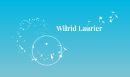 Wilrid laurier