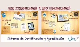 ISO 22000 e ISO 13485