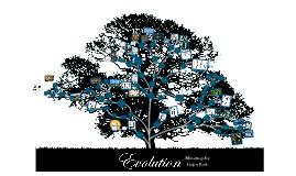 Evolution Mindmap Hojin Park