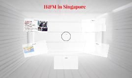 H&M in Singapore