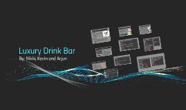 Luxury Drink Bar