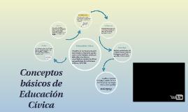 Conceptos básicos de Educación Cívica