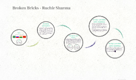Broken Bricks - Ruchir Sharma