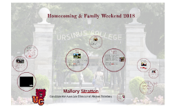 Homecoming & Parents Weekend 2018