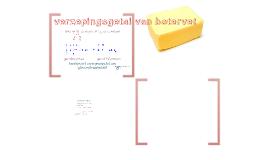 verzepingsgetal van botervet
