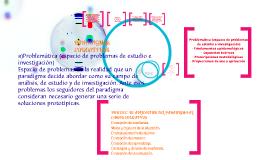 Copy of COMPONENTES DE PARADIGMAS EDUCATIVOS
