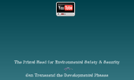 Copy of Environments for Youth